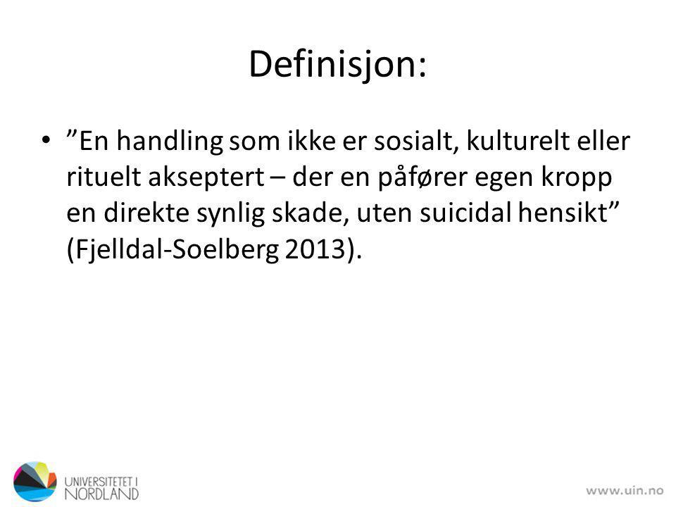 Definisjon: