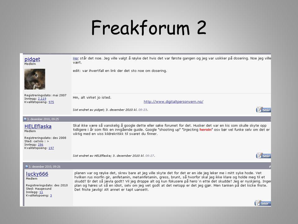 Freakforum 2