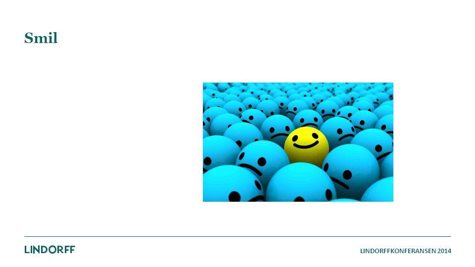 Smil Smil er smittsomt. Smil gjør at du blir bedre likt.