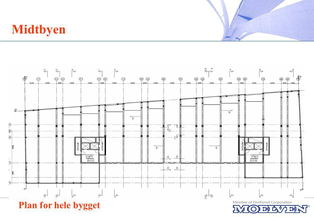 Midtbyen Plan for hele bygget