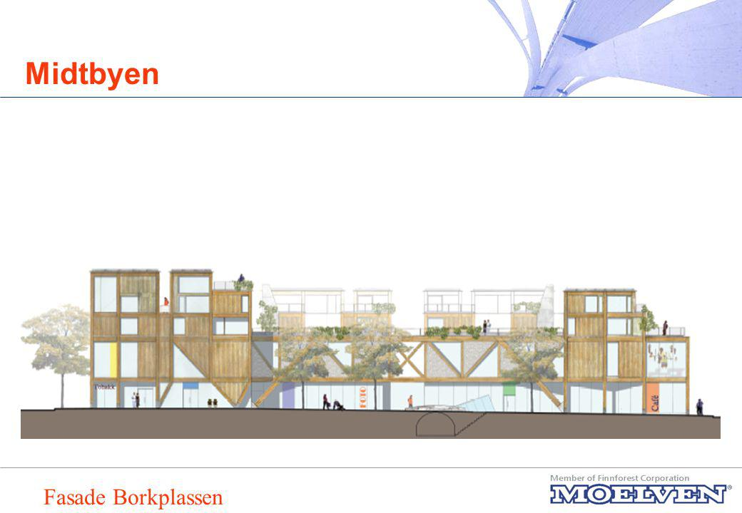 Midtbyen Fasade Borkplassen