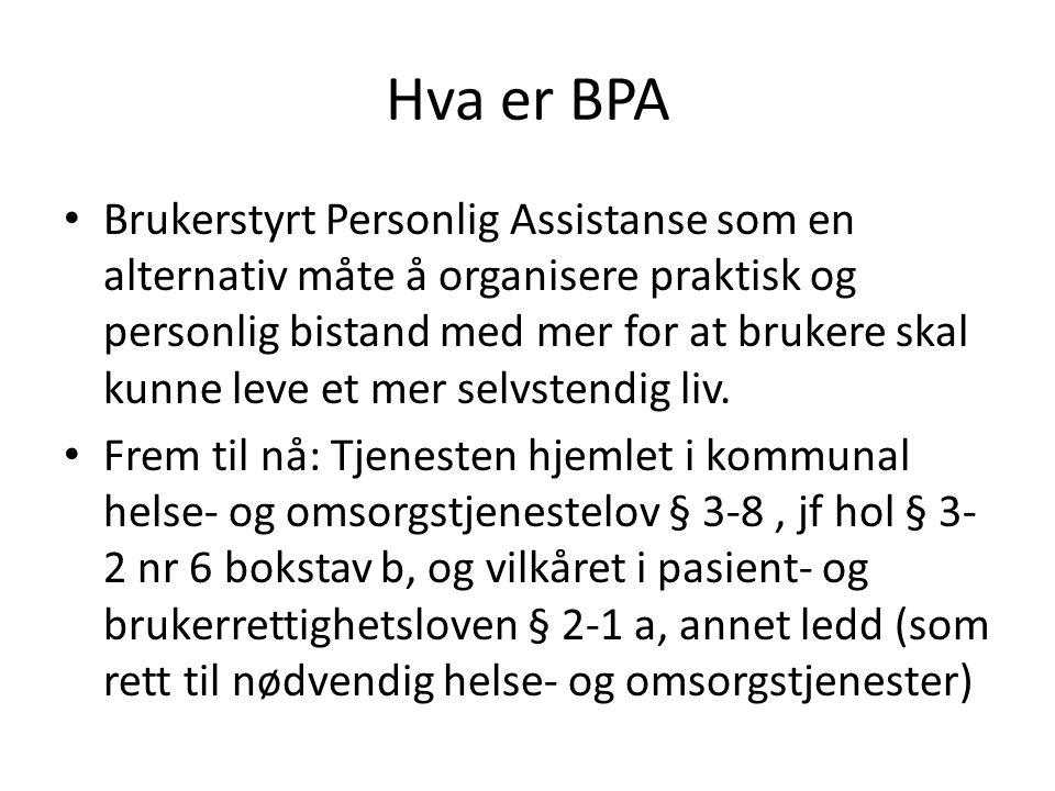 Hva er BPA