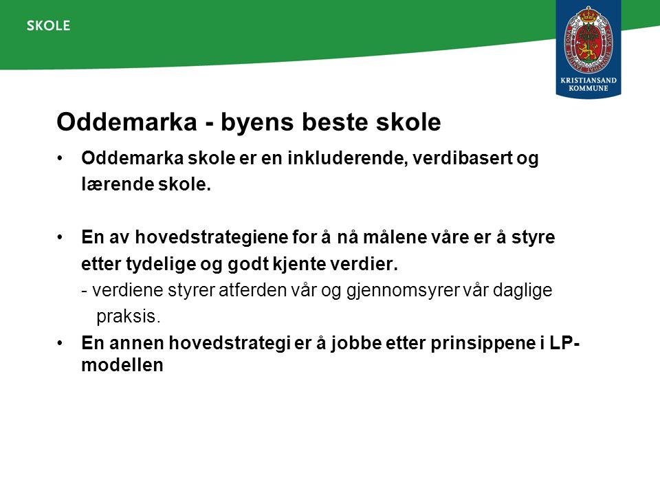 Oddemarka - byens beste skole