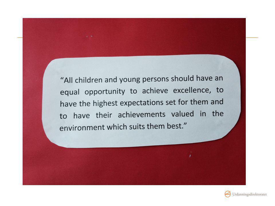 Trude Hvordan vet vi at elevene oppnå de målene de har mulighet til å nå