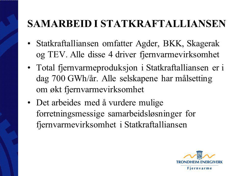 SAMARBEID I STATKRAFTALLIANSEN