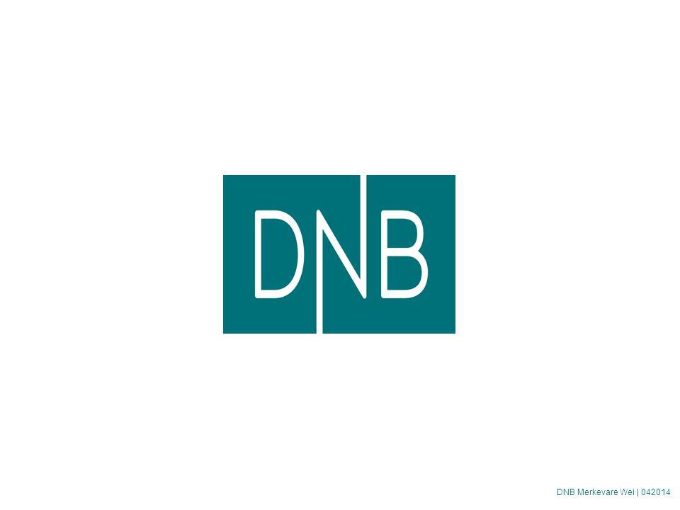 DNB Merkevare Wei | 042014