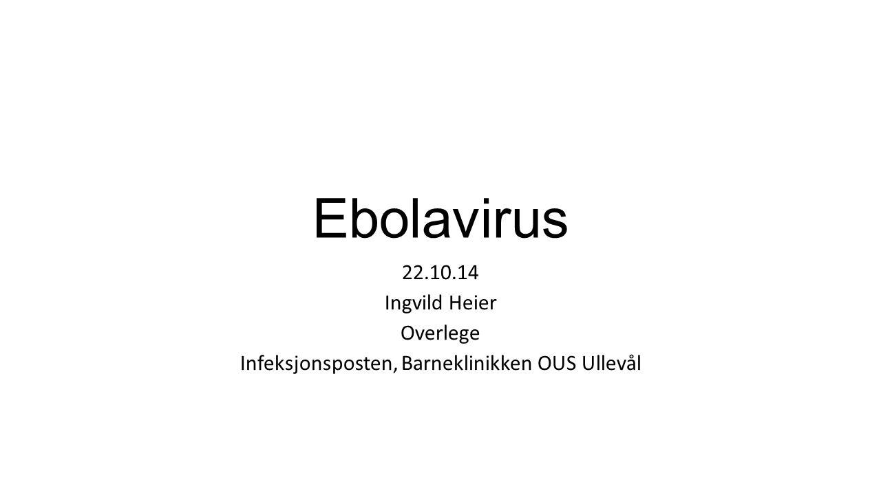 Infeksjonsposten, Barneklinikken OUS Ullevål