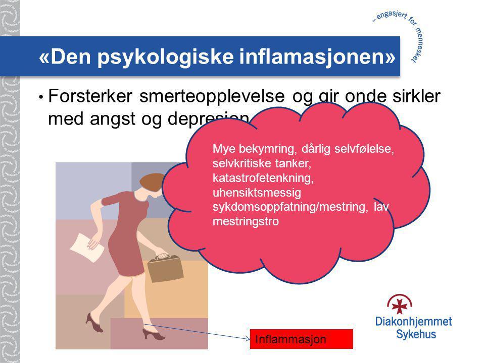 «Den psykologiske inflamasjonen»