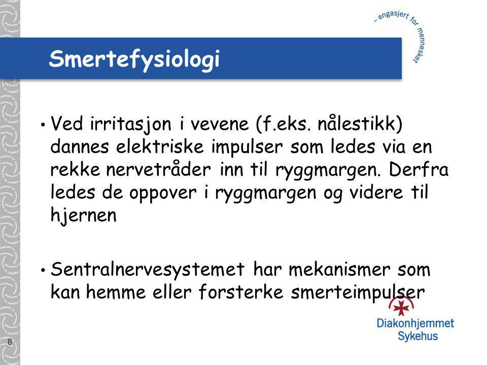 Smertefysiologi