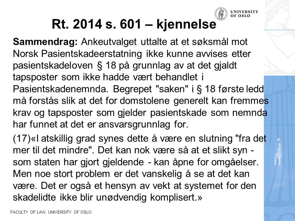Rt. 2014 s. 601 – kjennelse