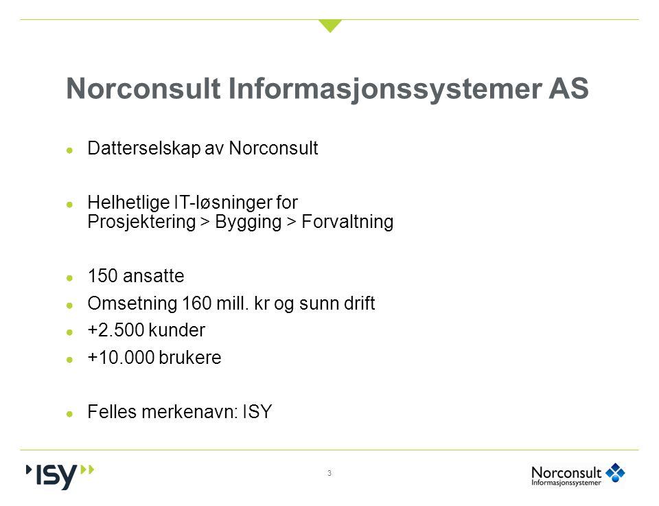 Norconsult Informasjonssystemer AS