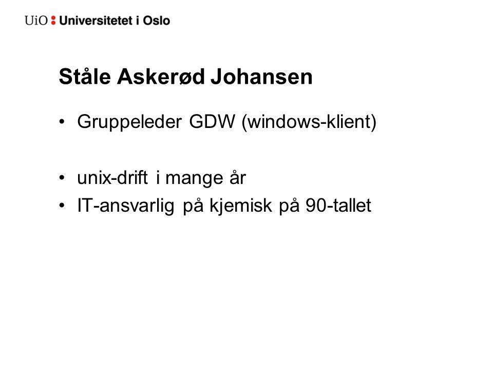 Ståle Askerød Johansen
