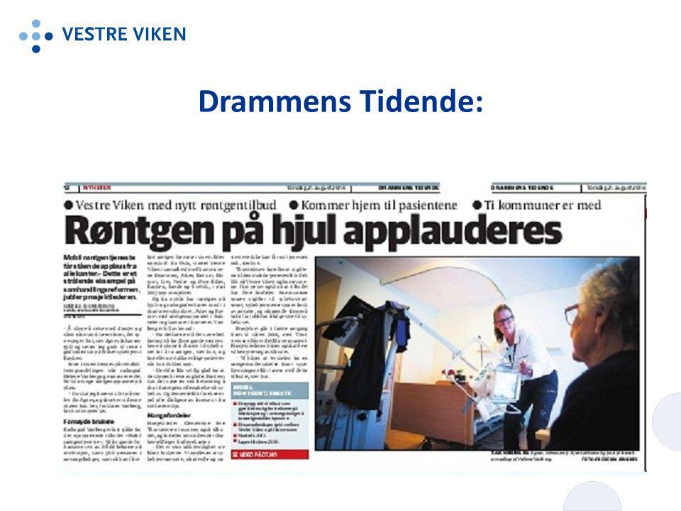 Drammens Tidende: