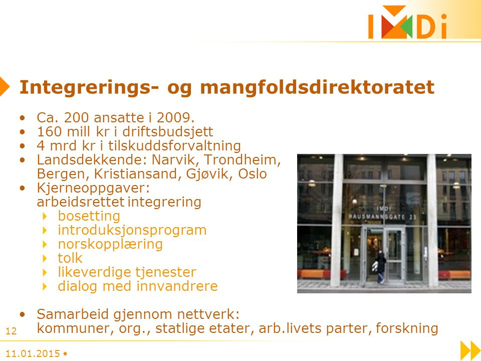 Integrerings- og mangfoldsdirektoratet