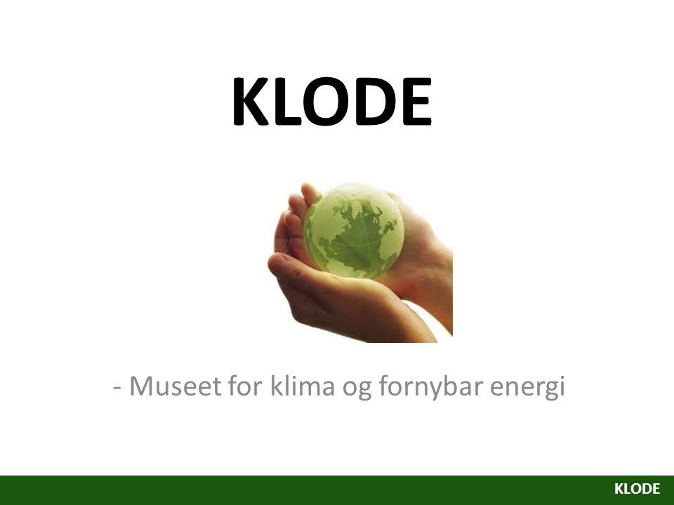 - Museet for klima og fornybar energi