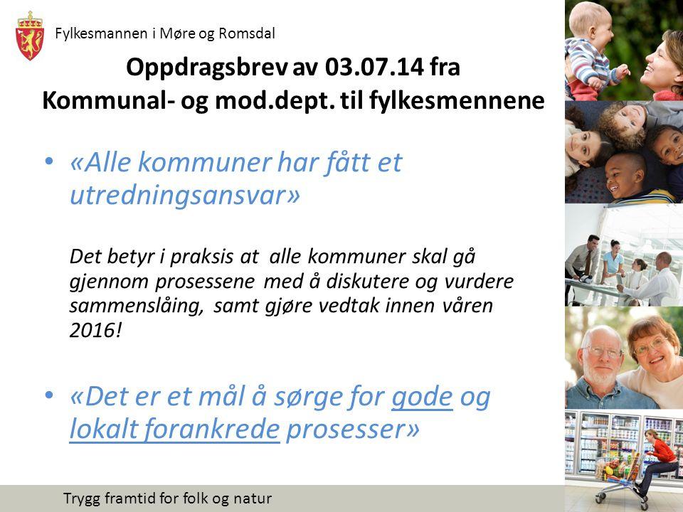 Oppdragsbrev av 03.07.14 fra Kommunal- og mod.dept. til fylkesmennene