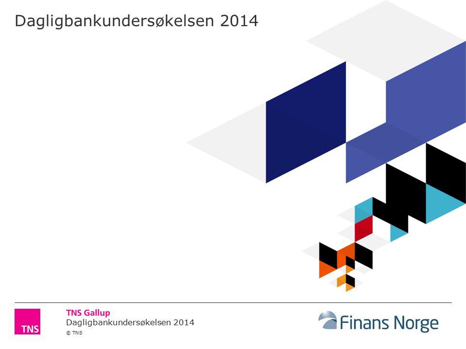 Dagligbankundersøkelsen 2014