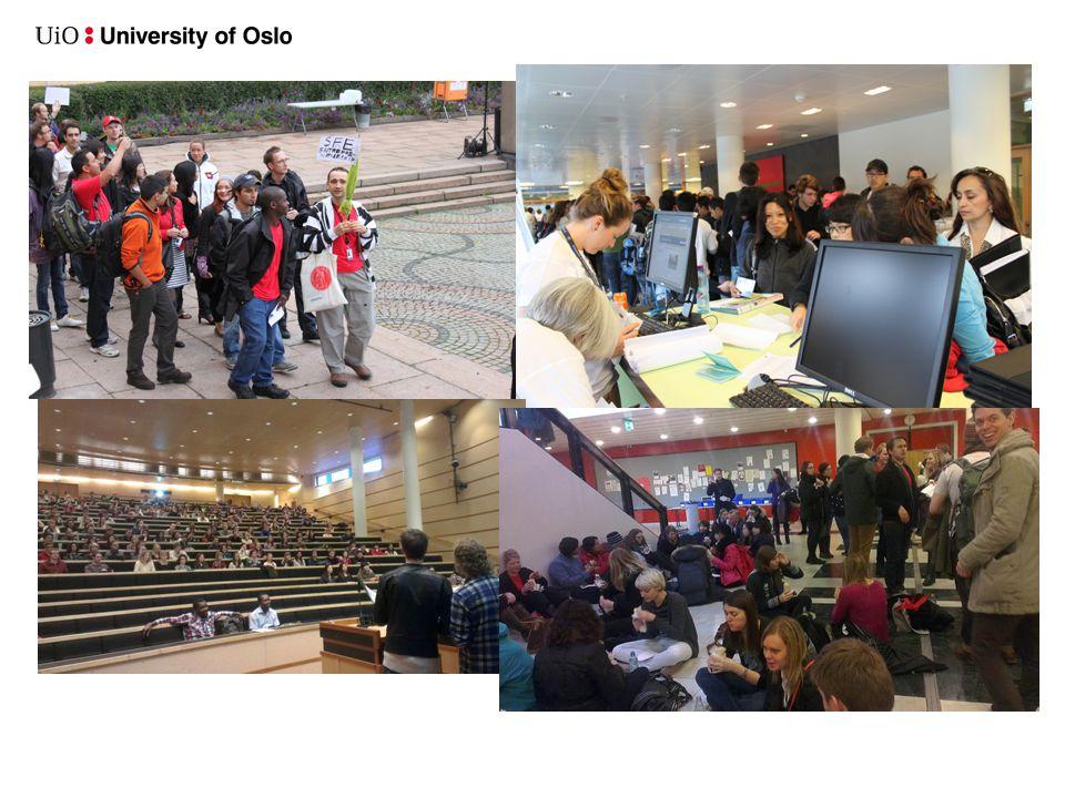Semesterstart – Orientation Week
