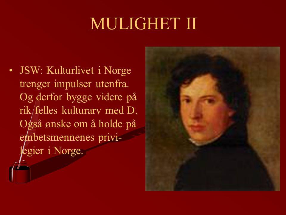 MULIGHET II