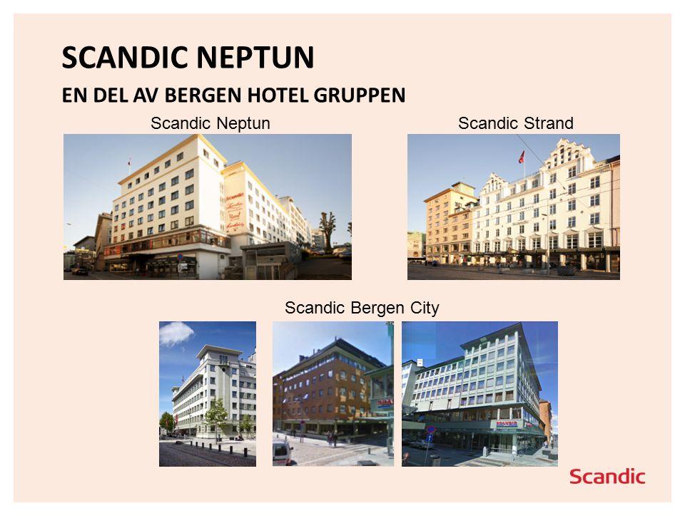 Scandic Neptun en del av Bergen Hotel Gruppen