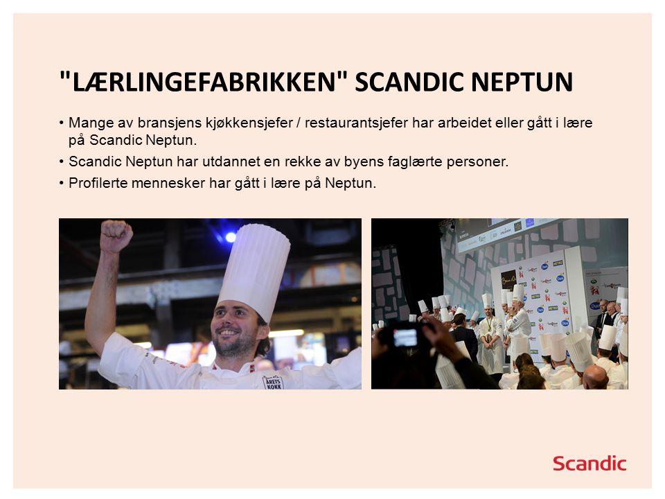 Lærlingefabrikken Scandic Neptun