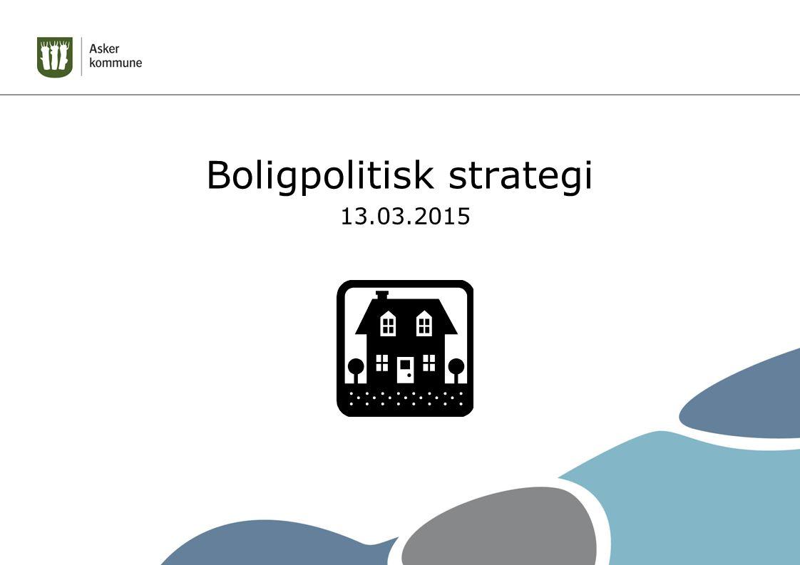 Boligpolitisk strategi