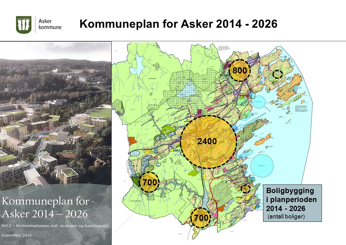 Kommuneplan for Asker 2014 - 2026