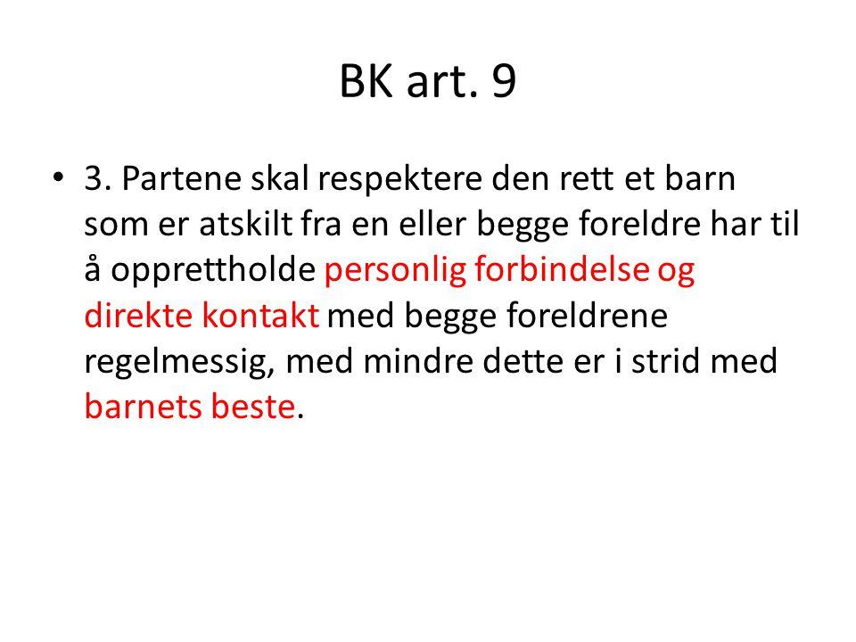 BK art. 9