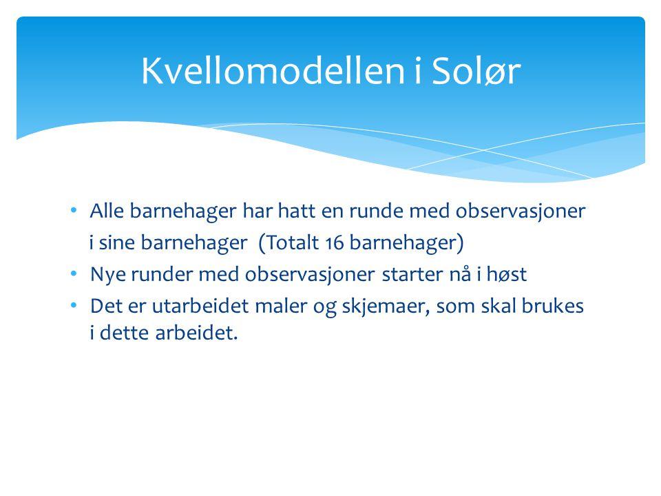 Kvellomodellen i Solør