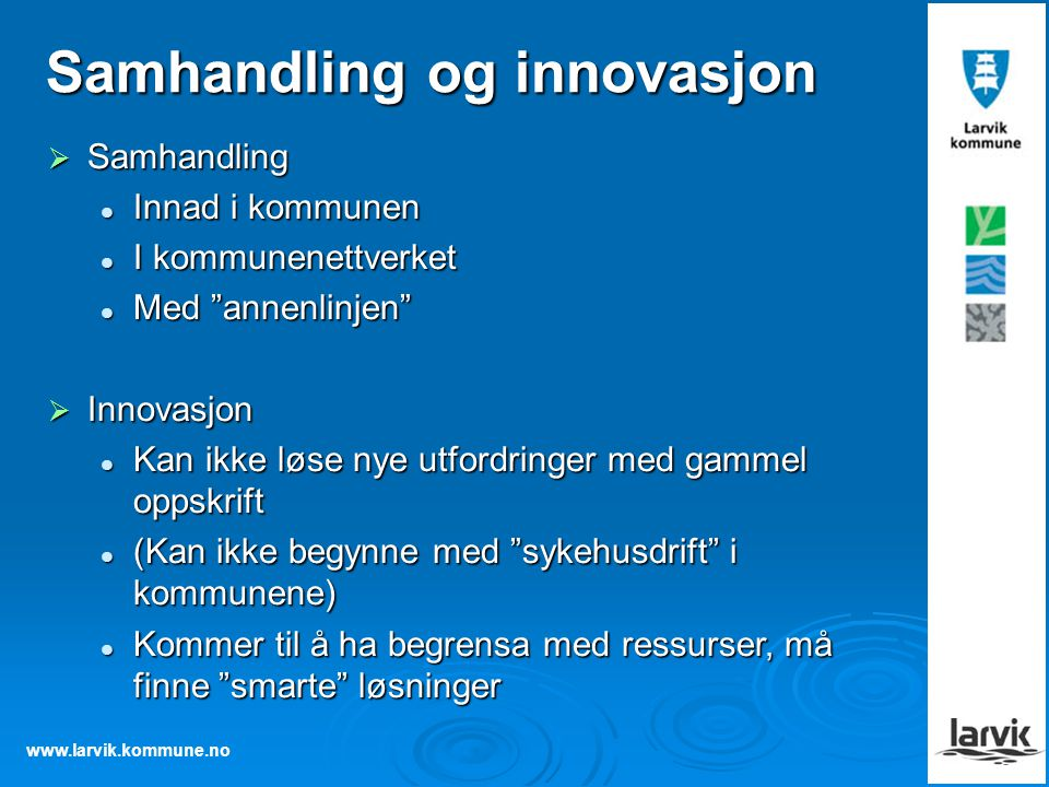 Samhandling og innovasjon