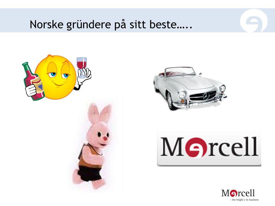 Norske gründere på sitt beste…..