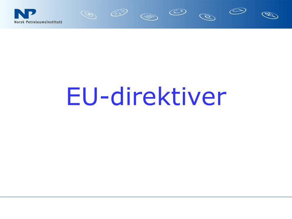 EU-direktiver