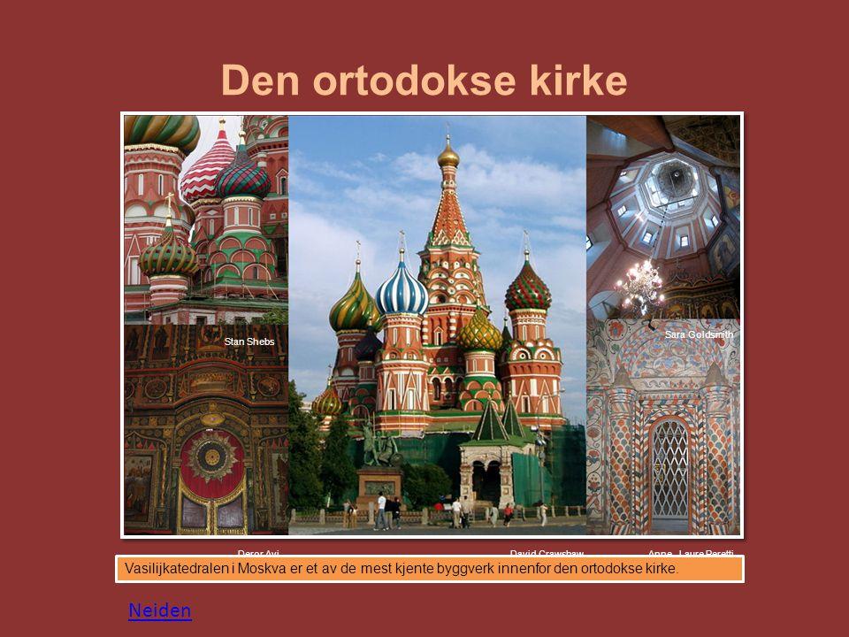 Den ortodokse kirke Neiden