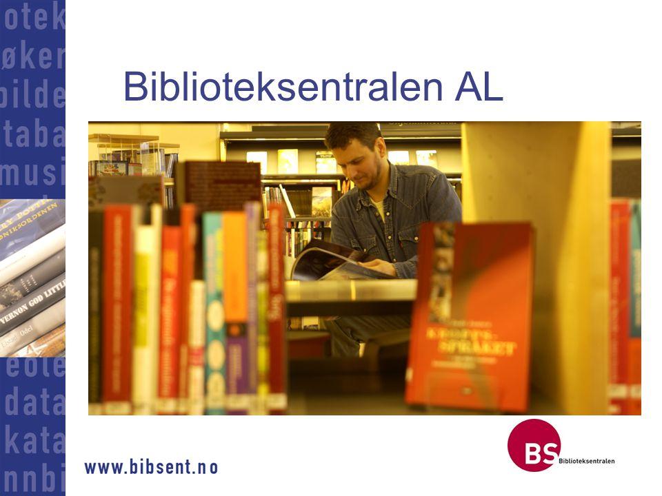 Biblioteksentralen AL