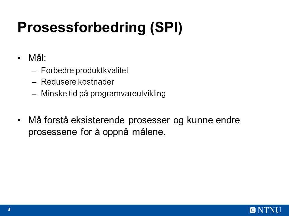 Prosessforbedring (SPI)