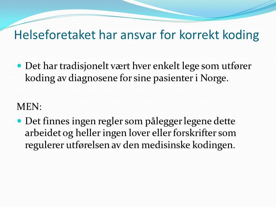 ansvar av legevakt i norge