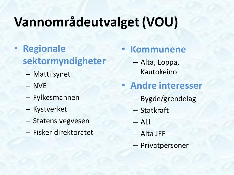 Vannområdeutvalget (VOU)