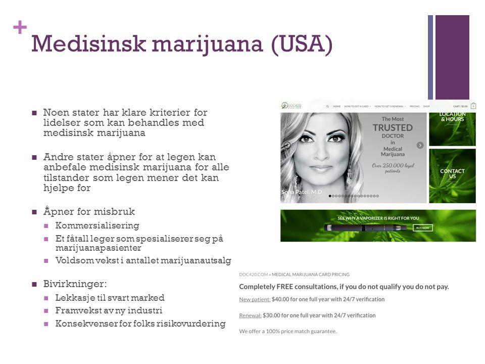 Medisinsk marijuana (USA)