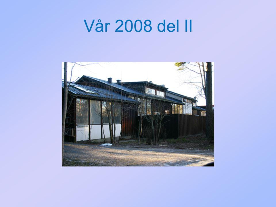 Vår 2008 del II