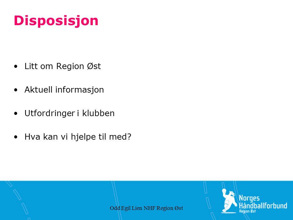 Odd Egil Lien NHF Region Øst