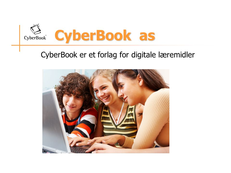 CyberBook as CyberBook er et forlag for digitale læremidler