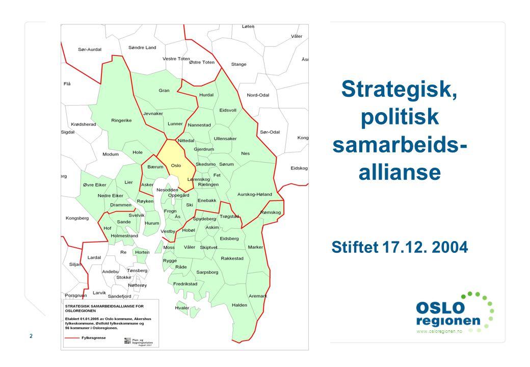 Strategisk, politisk samarbeids-allianse