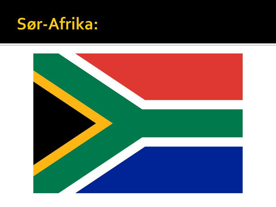 Sør-Afrika: