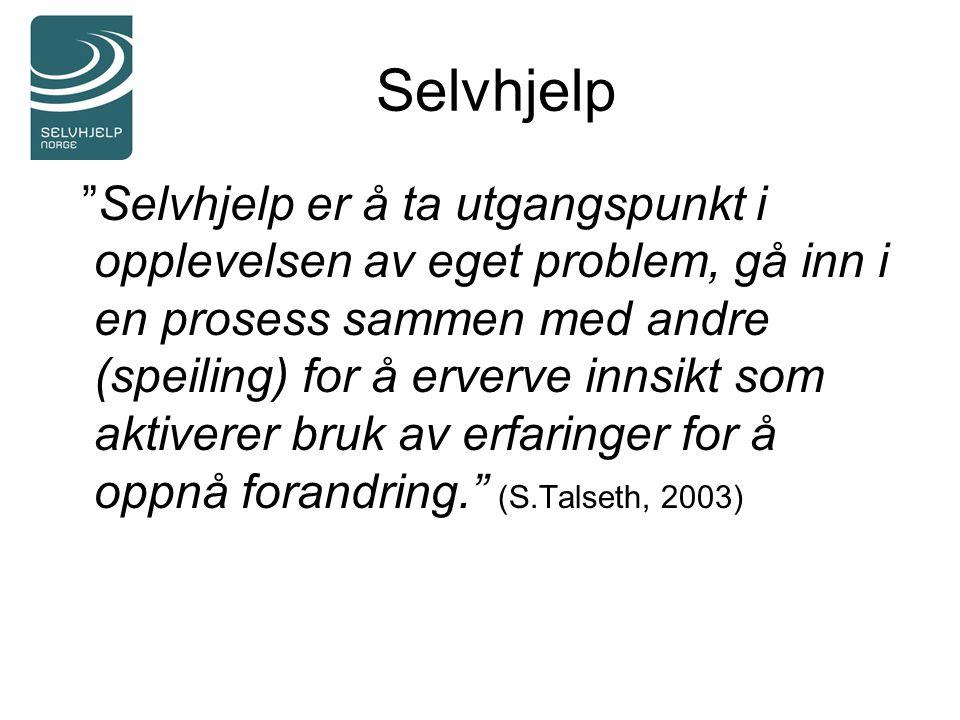 Selvhjelp