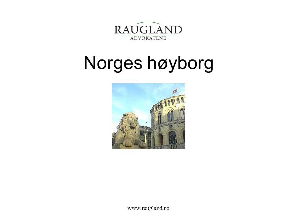 Norges høyborg www.raugland.no