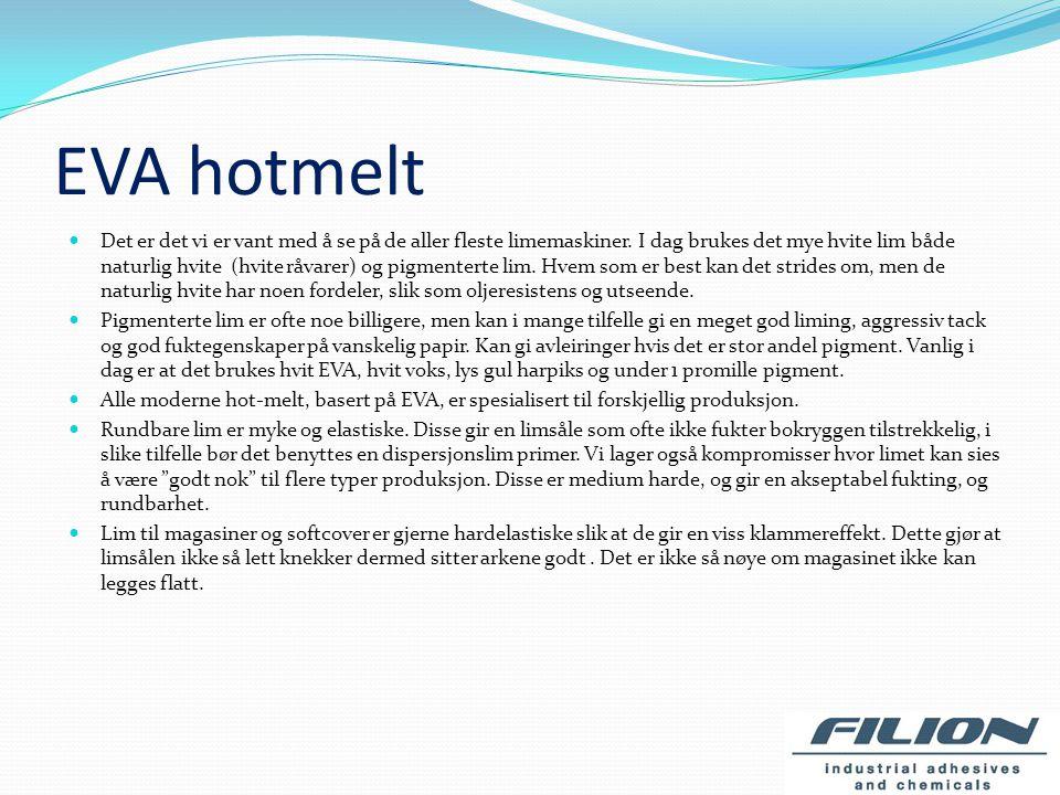 EVA hotmelt
