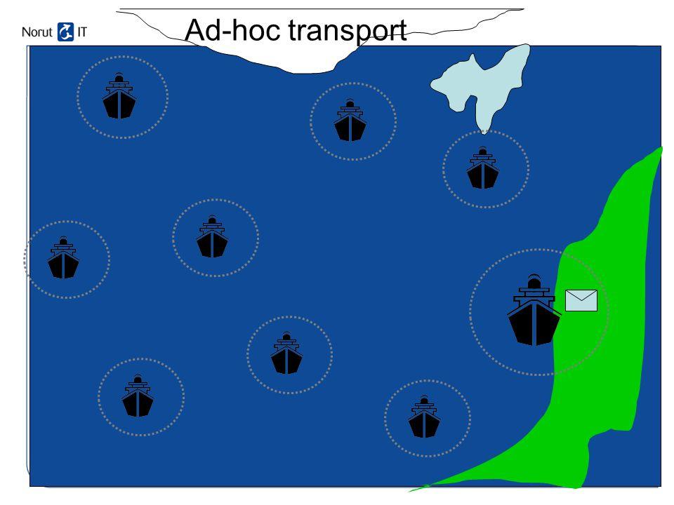 Ad-hoc transport