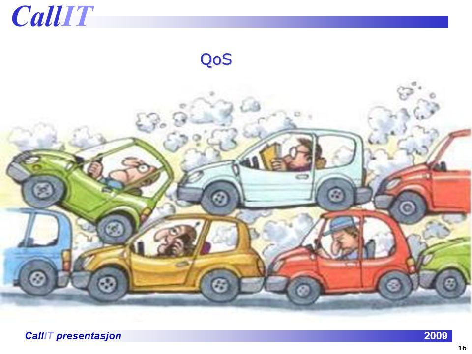 QoS 16