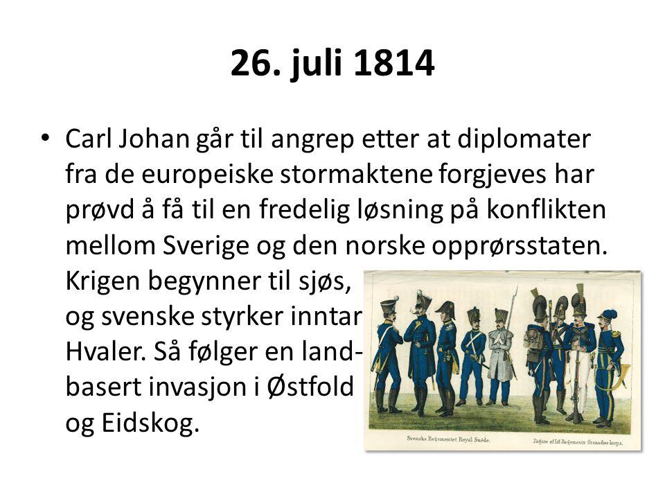 26. juli 1814