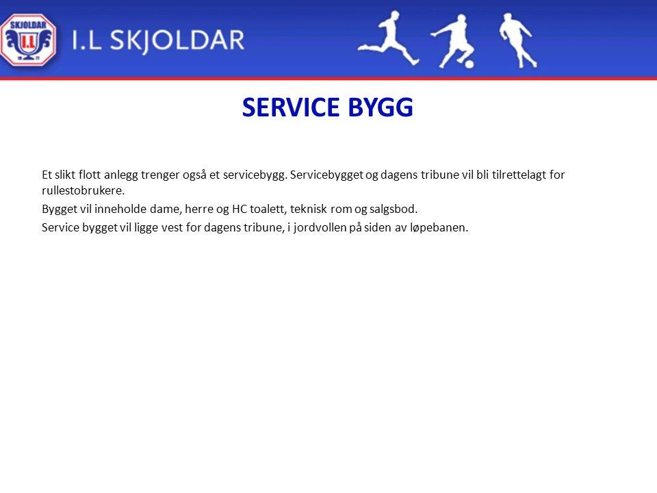 SERVICE BYGG